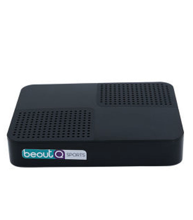 BeoutQ Dream Max Satellite Receiver, Black