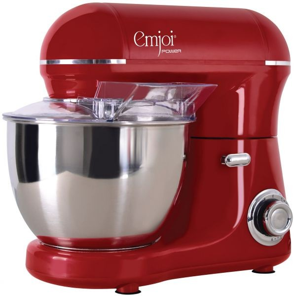 Emjoi Power Stand Mixer, UESM-600, Red