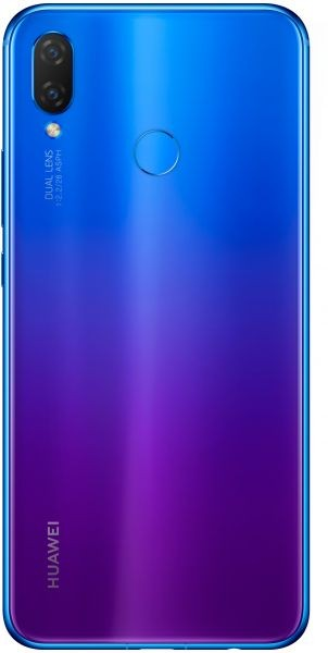 Huawei Nova 3i Dual SIM, 128 GB Internal Memory, 4 RAM, Purple