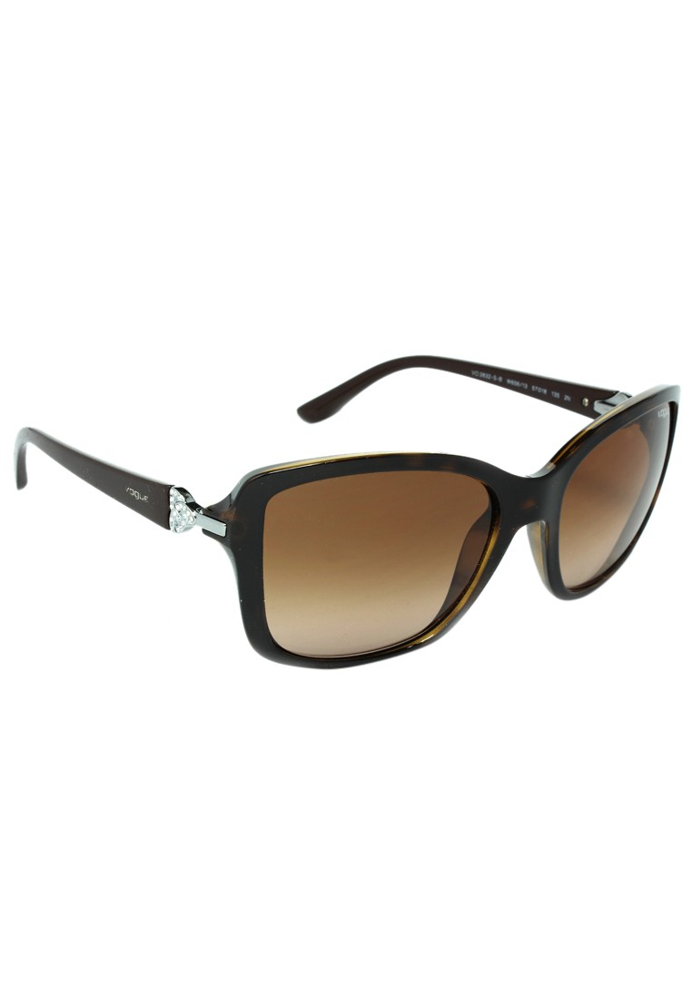 Vogue  Brown Sunglass For Women (VO400AC97BIS)