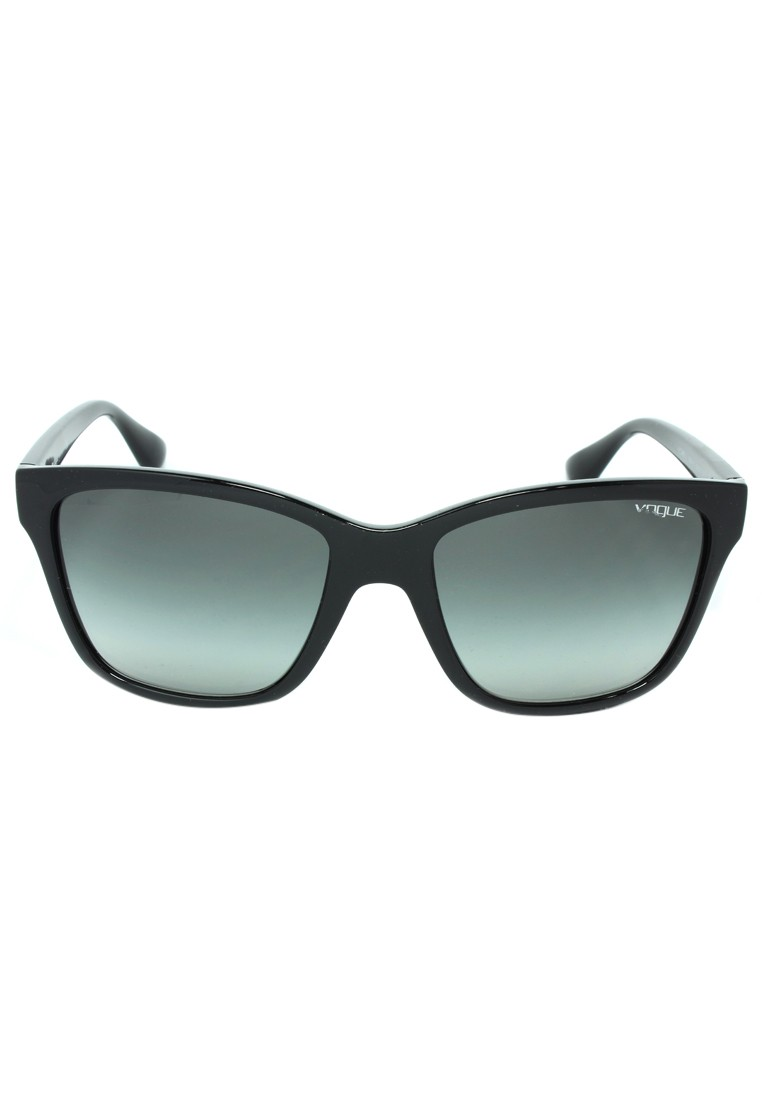 Vogue  Black Sunglass For Women (VO400AC91BIY)