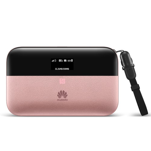 Huawei Mobile WiFi Pro 2 E5885, Portable Router and Power Bank, 4G