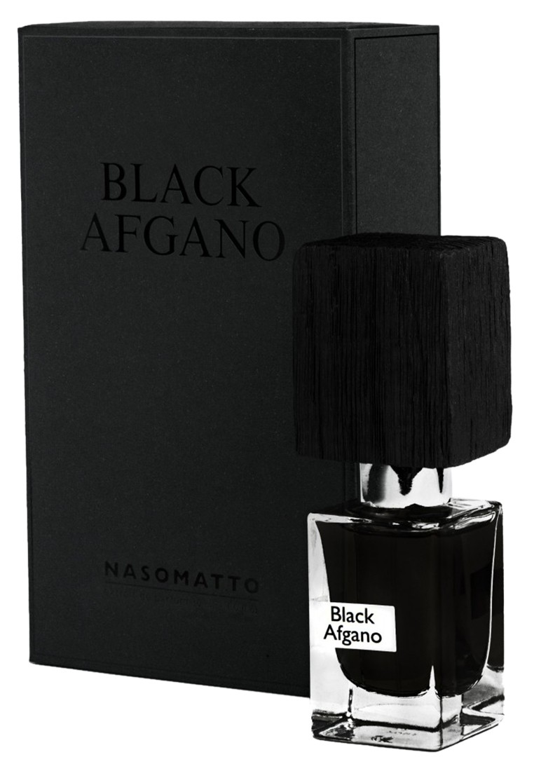 Nasomatto Black Afgano Extrait De Parfum Unisex Fragrance, 30 ml