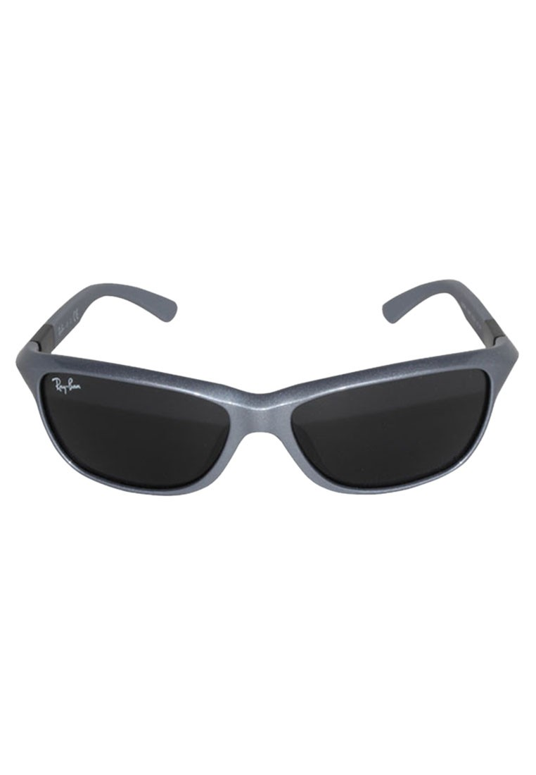 Ray Ban Junior  Black Sunglass For Kids (RA047AC92JSD)