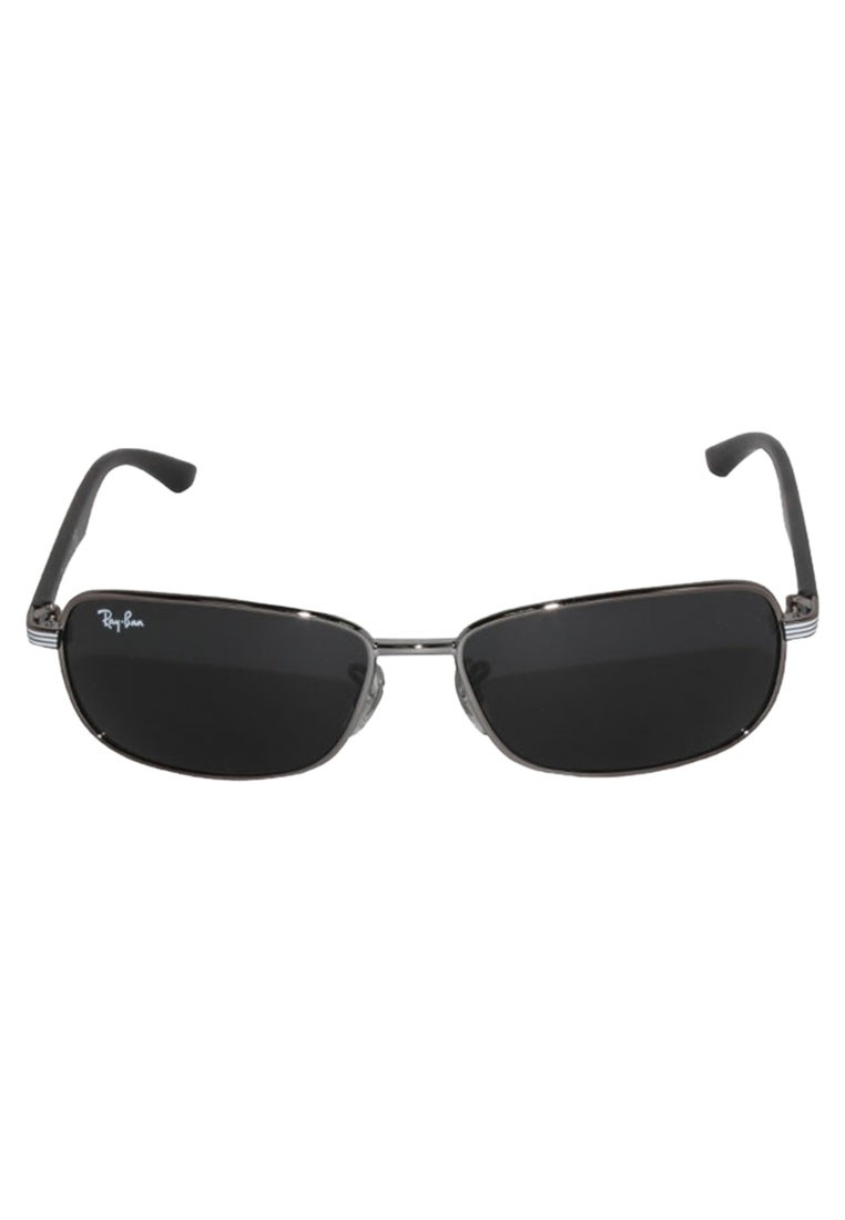 Ray Ban Junior  Black Sunglass For Kids (RA047AC90JSF)
