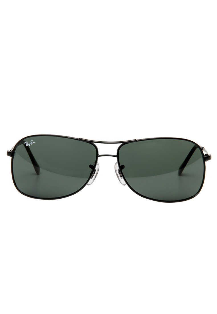 Ray Ban Junior  Black Sunglass For Kids (RA047AC89JSG)