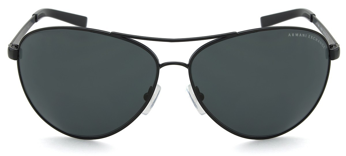 Armani Exchange  Black Sunglass For Unisex (SG1758)
