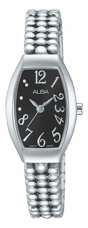 Alba AH8257X1 Women's Wrist Watch Analog Rectangle Dial