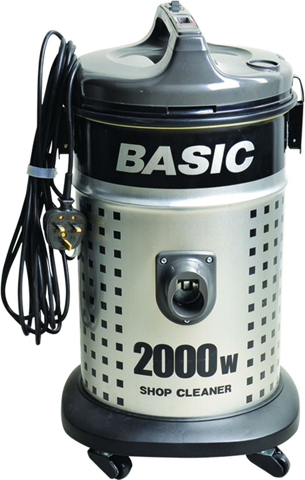 Basic BSC-2000 Vaccum Cleaner with Dust indicator & 15 Litre dust capacity