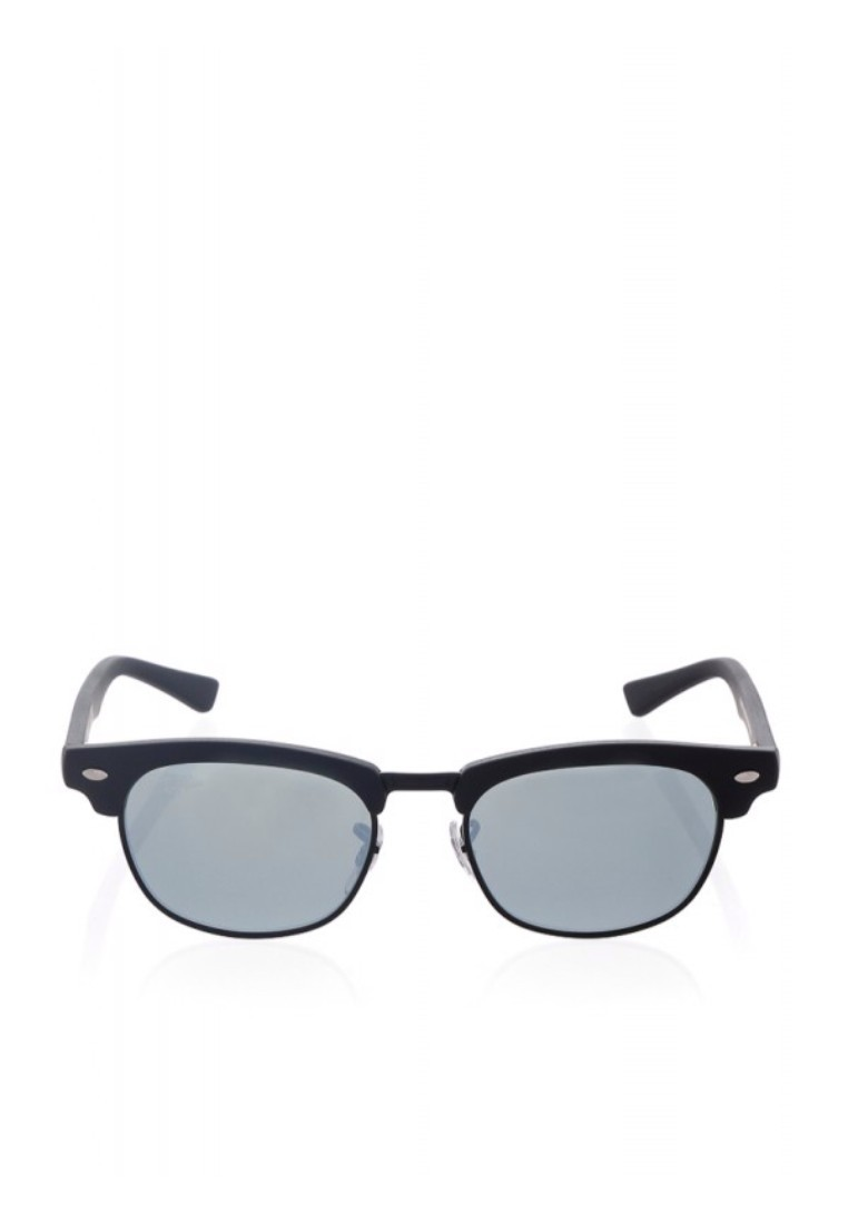 Ray Ban Junior  Black Sunglass For Kids (RA047AC82RXP)