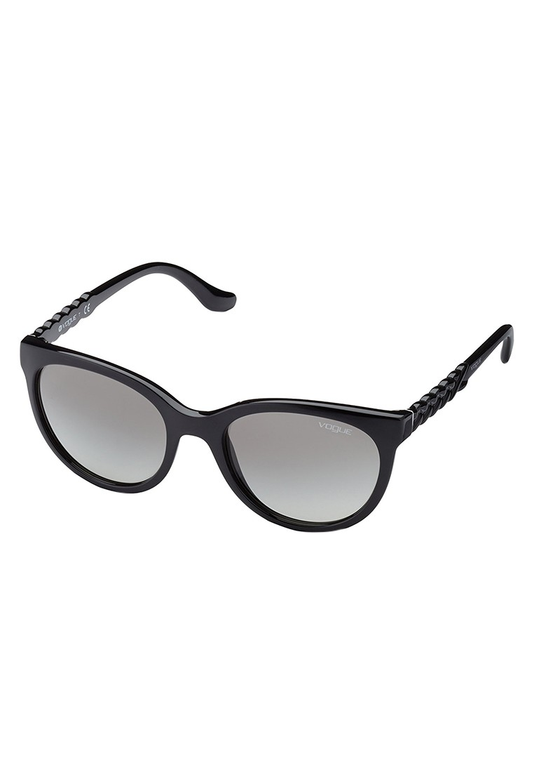 Vogue  Black Sunglass For Women (VO400AC88BJB)