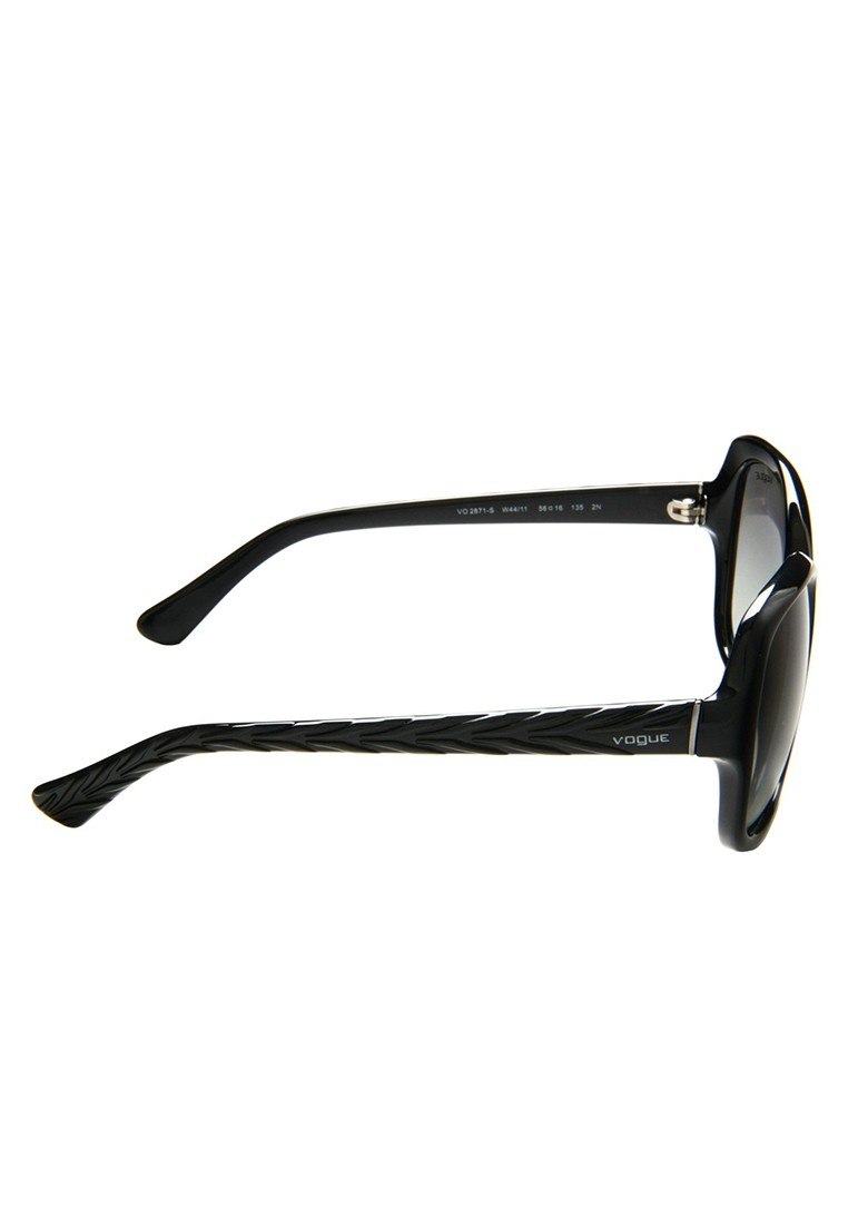 Vogue  Black Sunglass For Women (VO400AC92BIX)