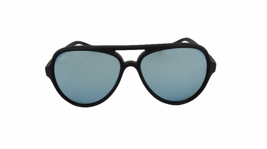 Ray Ban  Black Sunglass For Unisex (SG1736)