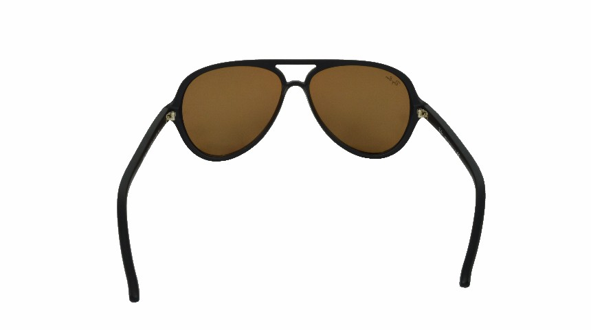 Ray Ban  Black Sunglass For Unisex (SG1737)