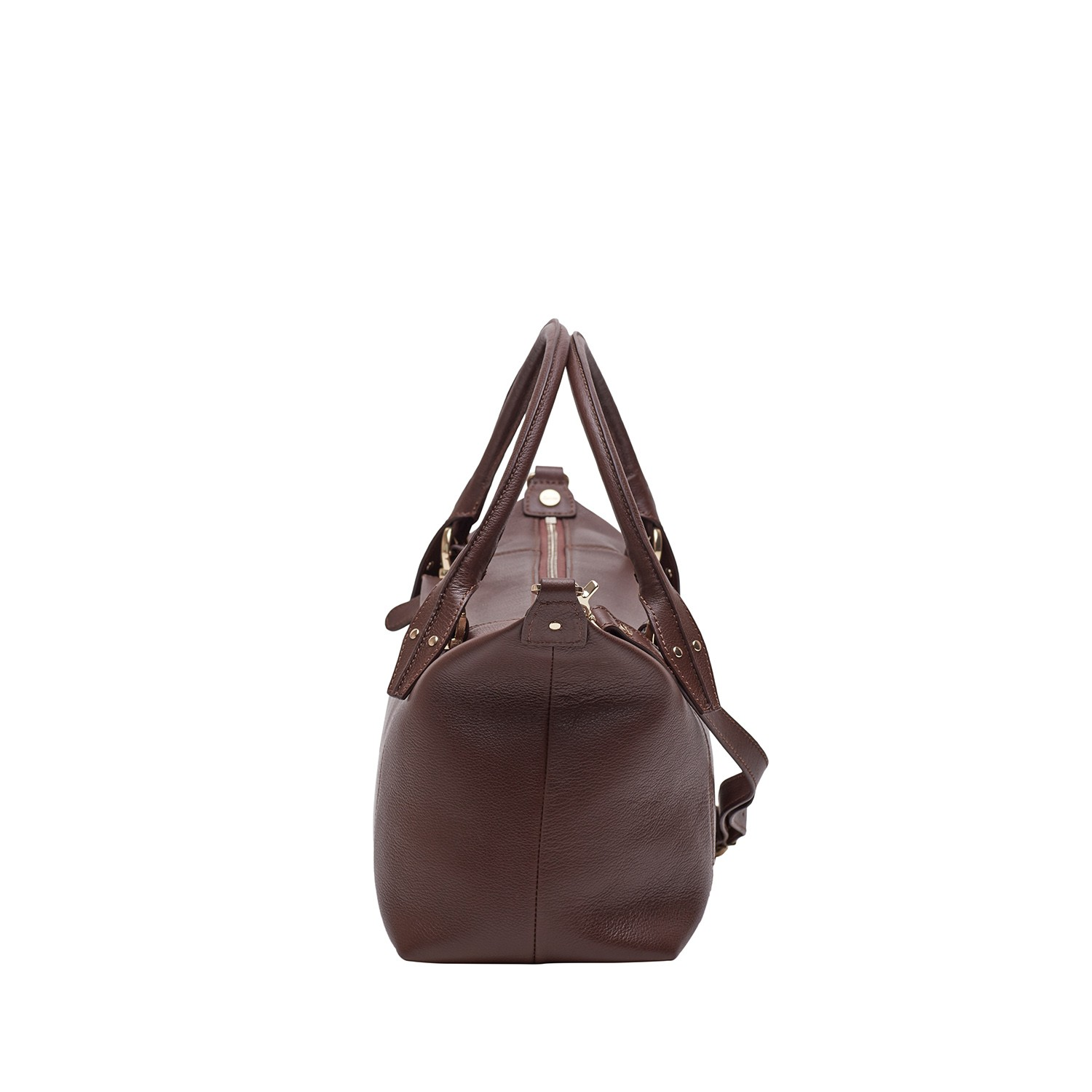 ACUIR Handbag for Women, Satchel, Chocolate
